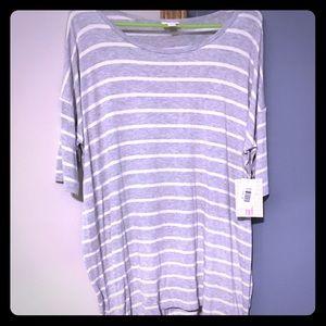 LulaRoe Cotton jersey top